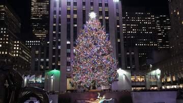 Angie Martinez - 2019 Tree Lighting At Rockefeller Center