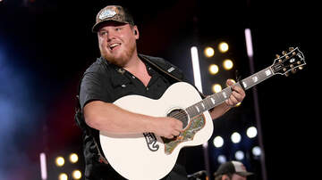 None - Luke Combs Celebrates First Cut With Carly Pearce & Lee Brice