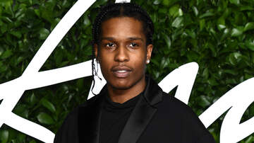 iHeartRadio Music News - A$AP Rocky's Request To Perform At A Swedish Prison Is Denied