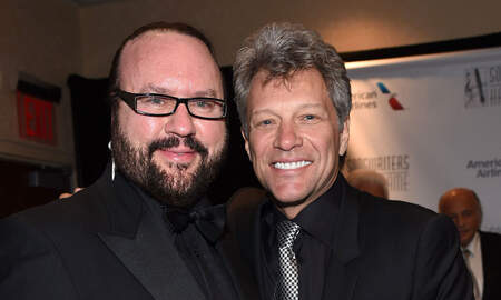 Rock News - Desmond Child Explains Why Jon Bon Jovi Didn't Like Livin' On A Prayer