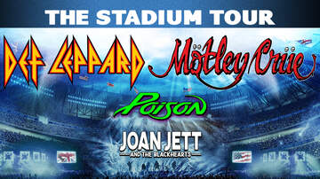 image for Def Leppard & Motley Crue /wsg Poison & Joan Jett & The Blackhearts