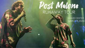 image for Post Malone Live at Chase Center!