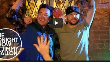 Tige and Daniel - Jimmy Fallon and Jason Aldean Sing About Hometown Bars