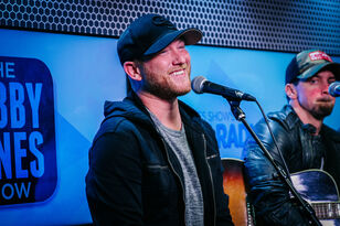 "St Jude Radiothon: Cole Swindell Covers Sister Hazel ""All For You"""