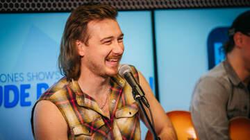 Bobby Bones - St Jude Radiothon: Morgan Wallen Covers Eagles Take It Easy