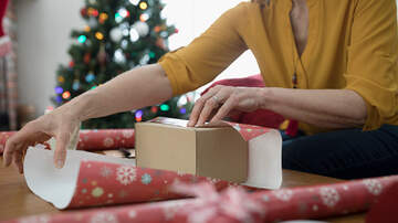 Andi and Kenny  - Study: People Like Badly Wrapped Xmas Gifts More