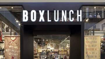 The Woody Show - Menace and Ravey will be at Boxlunch Glendale Dec, 14th!