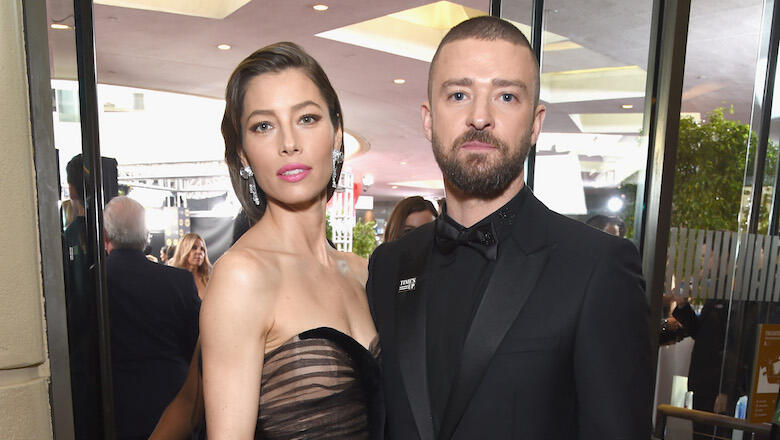 Justin Timberlake Shares First Photo Of Baby Son Phineas