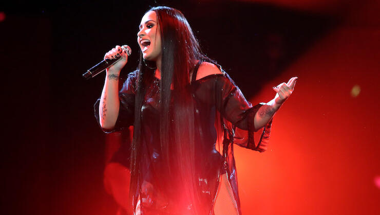 Demi Lovato To Perform New Song 'Anyone' At 2020 Grammys | iHeartRadio
