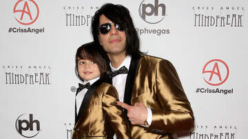 iHeartRadio Music News - Criss Angel Reveals 5-Year-Old Son Johnny's Cancer Has Returned