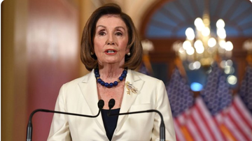 BC - Pelosi Asks House To Proceed With Articles Of Impeachment Against Trump