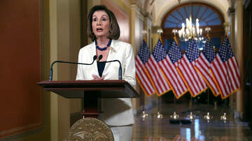 Politics - Nancy Pelosi Says House Moving Forward With Articles of Impeachment