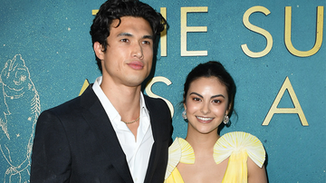 Entertainment News - Riverdale's Camila Mendes & Charles Melton Have Split