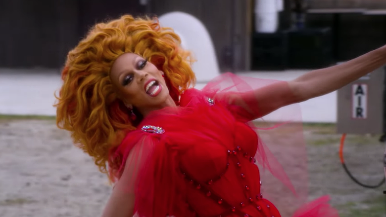 RuPaul Takes Center Stage In Trailer For Netflix's 'AJ And The Queen'