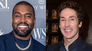 iHeartRadio Music News - Kanye West & Joel Osteen Team Up Again For Yankee Stadium Service