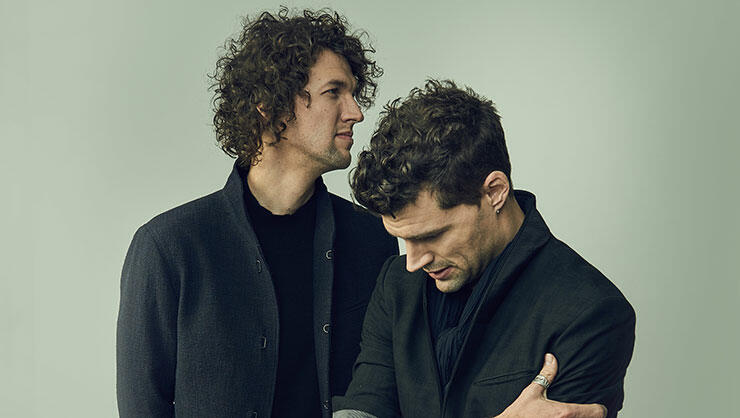 for KING & COUNTRY Performs Unique Rendition of 'Little Drummer Boy'