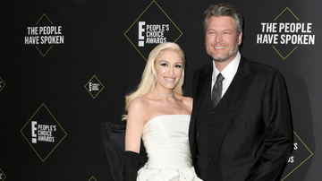 iHeartRadio Music News - Blake Shelton And Gwen Stefani Team Up For New Duet, 'Nobody But You'
