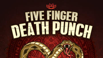 None - 97.1 The Eagle Presents - Five Finger Death Punch at Dickies Arena 4.14.20