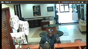 Florida News - FBI Searching for Davie Bank Robbery Suspect