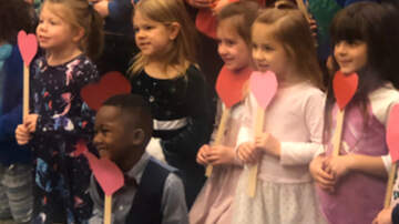 National News - Young Boy Invites His Kindergarten Class To Celebrate His Adoption