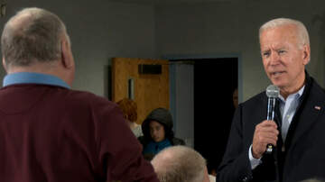 National News - Joe Biden Has Testy Exchange With Iowa Voter Who Questions Him On Ukraine