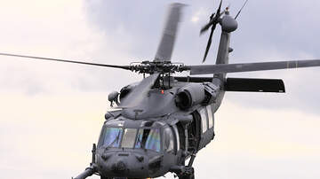 Paul Fletcher - Black Hawk Helicopter Missing Shortly After Taking Off In St. Cloud