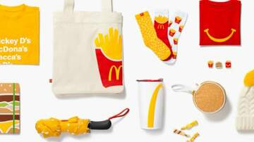 Glenn Hamilton & Amy Warner - McDonald's unveils online shop full of appetizing apparel