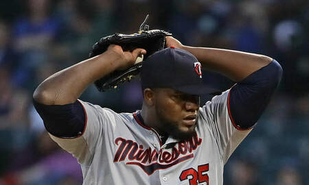 Twins - AP Source: Twins, Pineda agree to 2-year, $20M deal | KFAN 100.3 FM