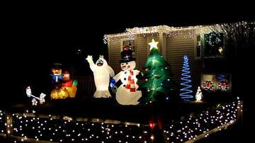Jaime in the Morning! - Social Dilemma-Are Blow Up Christmas Decorations Cool or Tacky?