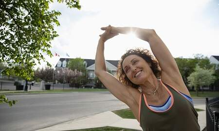 Andi and Kenny  - Study: Exercise Makes You Happier Than Money