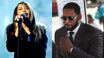 Entertainment News - R. Kelly Charged With Bribing Official To Marry 15-Year-Old Aaliyah