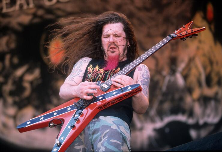 25 Things You Might Not Know About Dimebag Darrell Iheartradio