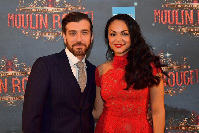 """The Grand Re-Opening Of Boston's Emerson Colonial Theatre With The Gala Performance Of """"Moulin Rouge! The Musical"""" - After Party"""