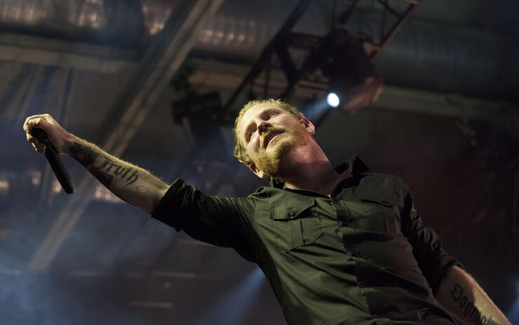 15 Things You Might Not Know About Birthday Boy Corey Taylor | iHeartRadio
