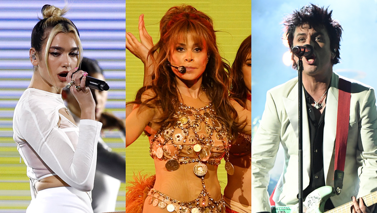 Paula Abdul, Green Day, Dua Lipa Among 'New Year's Rockin' Eve' Performers | iHeartRadio