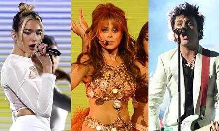 Entertainment News - Paula Abdul, Green Day, Dua Lipa Among 'New Year's Rockin' Eve' Performers