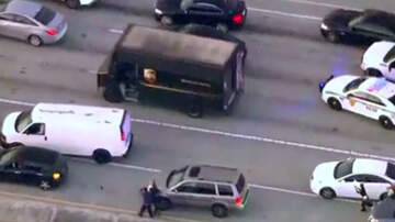 National News - Four Killed In Shootout After Cops Chase Stolen UPS Truck In Florida