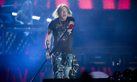 Rock News - Guns N' Roses To Perform At Super Bowl Music Fest