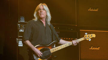 iHeartRadio Music News - AC/DC Bassist Cliff Williams Gets Back On Stage At Florida Party