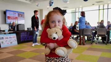 image for Harper - MUSC Children's Hospital #ImWhatsPossible