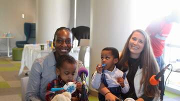 image for Xavier & Elijah - MUSC Children's Hospital #ImWhatsPossible