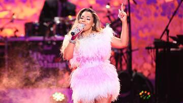 Angie Martinez - Ashanti Joins the Omarion and Bow Wow 2020 Millennium Tour