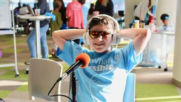 Cares for Kids Radiothon - Lucas - MUSC Children's Hospital #ImWhatsPossible