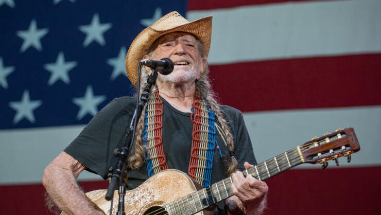 Turns Out, Willie Nelson Hasn't Given Up Weed Entirely | iHeartRadio