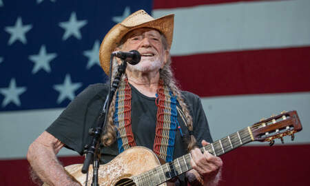 Music News - Turns Out, Willie Nelson Hasn't Given Up Weed Entirely