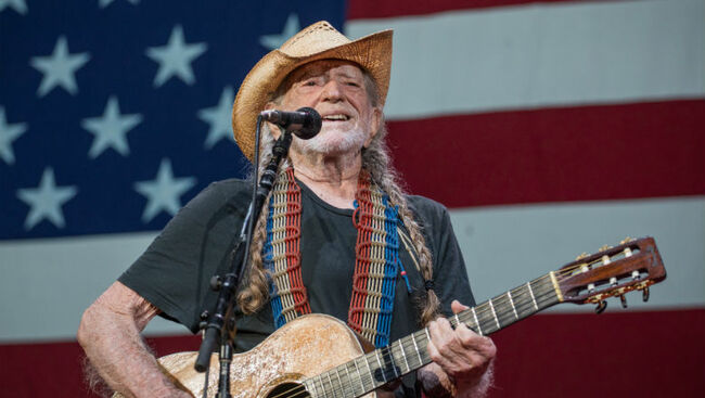 Turns Out, Willie Nelson Hasn't Given Up Weed Entirely