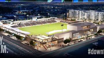 Tammy's Blog - Switchbacks FC Groundbreaking Ceremony for new downtown stadium