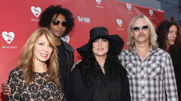 iHeartRadio Music News - William DuVall Recalls Ann Wilson's Vital Role In His Alice In Chains Debut