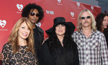 Rock News - William DuVall Recalls Ann Wilson's Vital Role In His Alice In Chains Debut