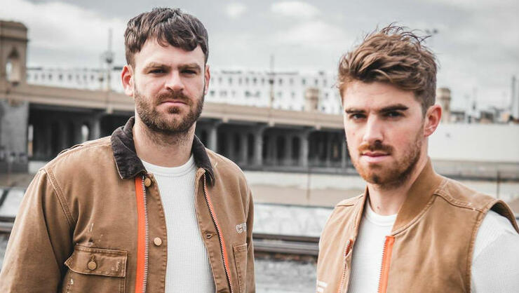The Chainsmokers Share 'World War Joy' Album feat. Blink-182, Kygo & More | iHeartRadio